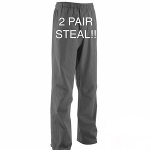 Gore-Tex Rain Pants- Plus Size $170 value!!